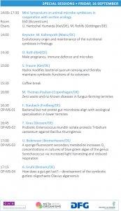 mini-symposium